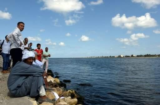 توقيف مالك زورق المهاجرين الذي غرق قبالة السواحل المصرية