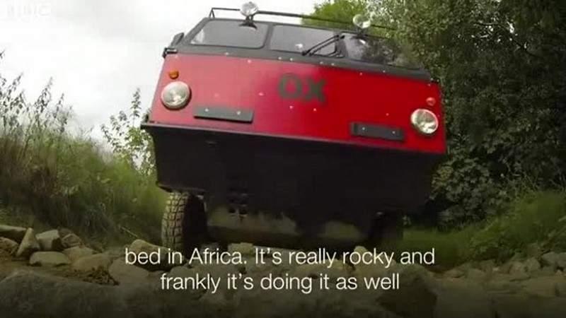 بالفيديو- تصميم أوّل شاحنة يمكن طيّها!