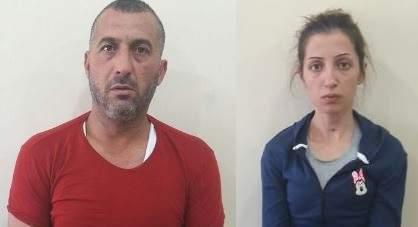 توقيف رجل و امرأة يمتهنان السرقة ومسرح عملياتهما قرى في محافظة النبطية