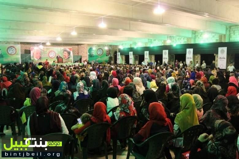حركة أمل في بلدة معركة كرّمت الطلاب الناجحين في الشهادات الرسمية