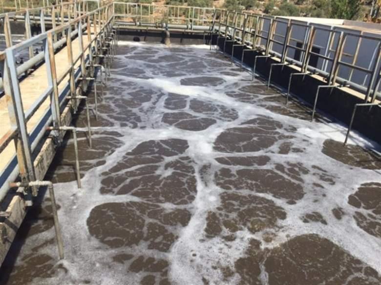 الحاصباني نظيف: تشغيل محطة تكرير الصرف الصحي