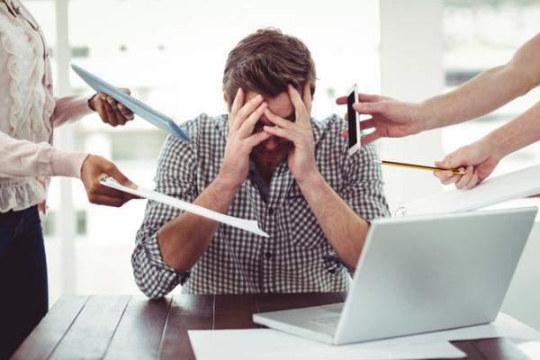 متوتر في العمل؟ نفس عميق قد يشعرك بالراحة