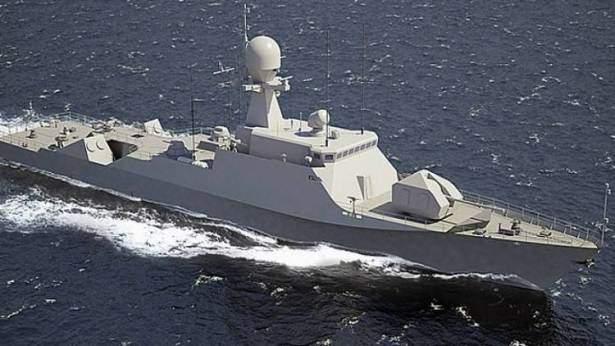 روسيا تتحضر : إبحار سفينتين صاروخيتين روسيتين إلى البحر المتوسط