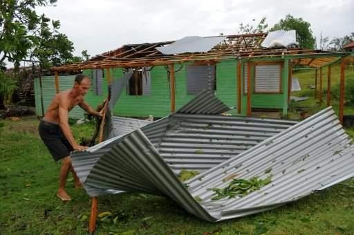 """الإعصار """"ماتيو"""" يخلف 23 قتيلا في هايتي و الولايات المتحدة تتأهب لوصوله"""