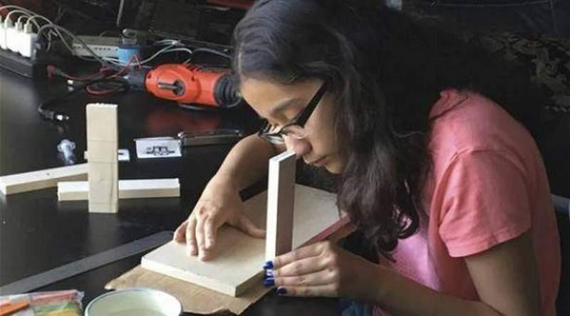 طالبة تفوز بـ 15 ألف دولار من غوغل لابتكارها ضمادة ذكية