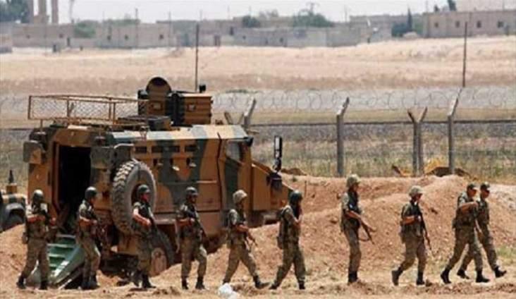 جنود أتراك يقتلون صبيا سوريا حاول عبور الحدود