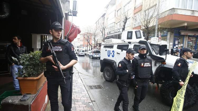 تفاصيل تفجير أنقرة: رجل و امرأة فجّرا نفسيهما خلال عملية للشرطة