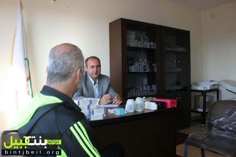 يوم صحي مجاني لصندوق التعاضد الصحي اللبناني في الجميجمة