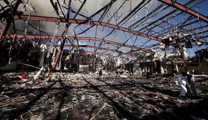 موسكو تدين بشدة الغارات على صنعاء وتدعو إلى معاقبة العدوان
