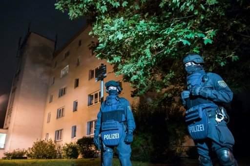 الشرطة الالمانية تعتقل شخصاً يشتبه بأنه خطط لشن اعتداء