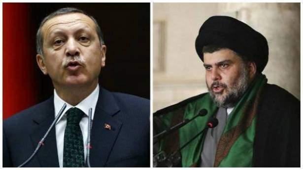 """""""الصدر"""" مخاطبًا """"أردوغان"""": """"اخرج بكرامتك أفضل من أن تُطرد"""""""