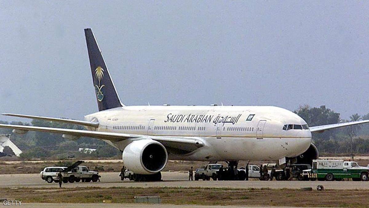 هبوط اضطراري لطائرة سعودية في مطار القاهرة