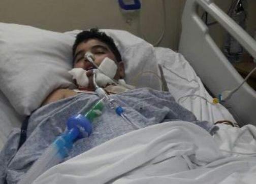 بعد رفع الصوت عاليا...وزير الصحة يستجيب ويتكفل بعلاج الطفل محمود الهندي