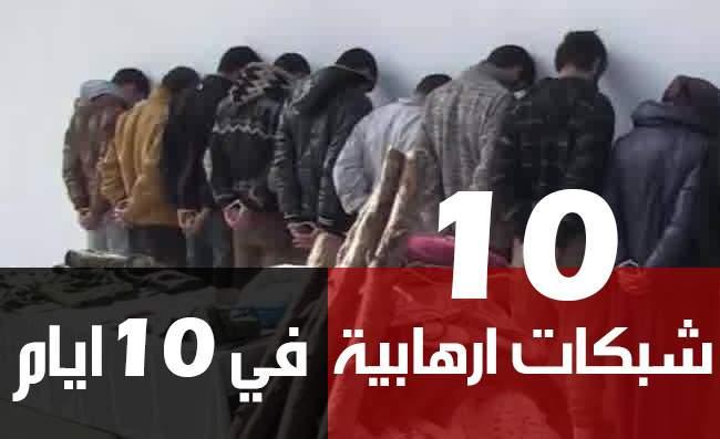 10 «شبكات» ارهابية في 10 أيام: الضاحية وصور و الرسول الاعظم.. و احزمة «دليفري»