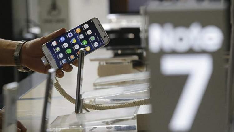 الشرطة اليابانية تتفادى كارثة جوية بسبب هاتف غالاكسي نوت 7