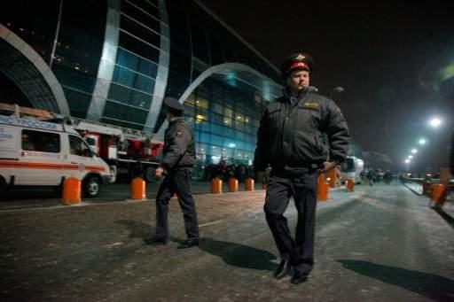 مقتل شخصين كانا يحملان متفجرات في روسيا