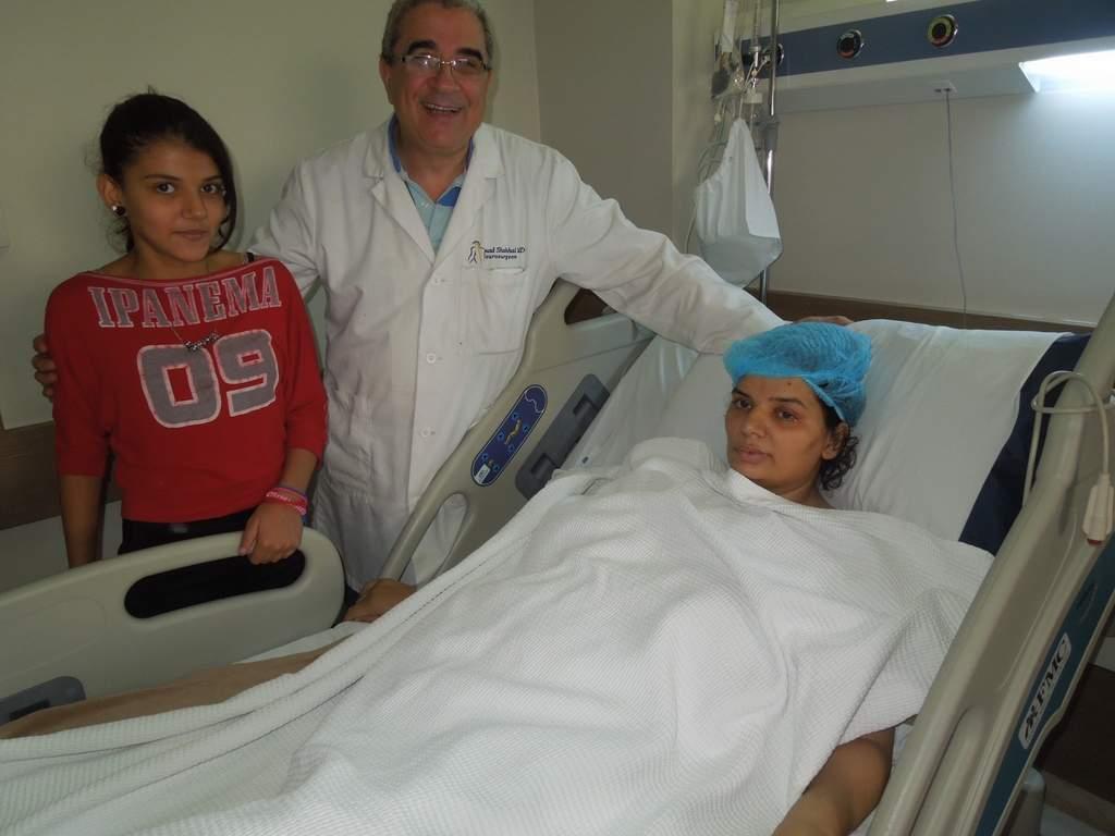 """إنجاز مميز لطبيب في طرابلس أنقذ حياة """"سماره"""""""