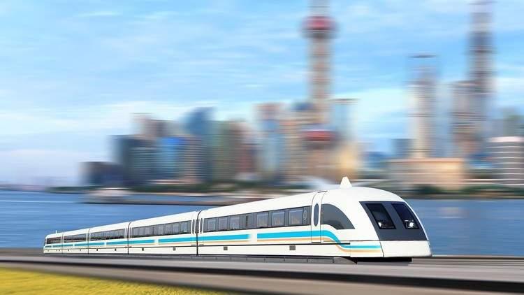 القطار الصيني ماجليف سيصل إلى سرعة 600 كلم/ساعة