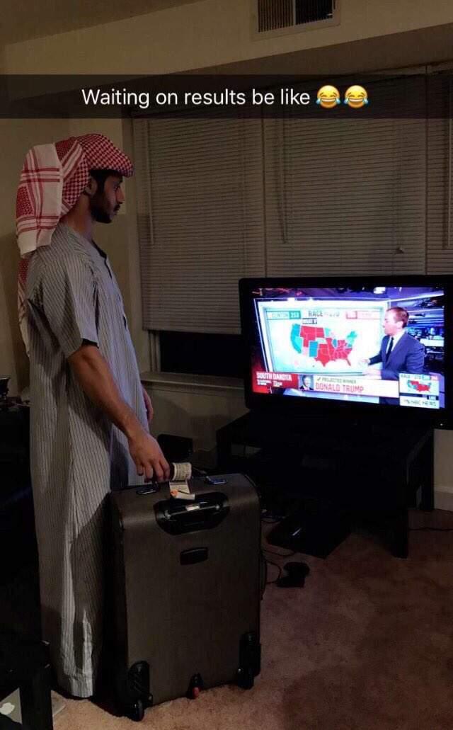 الحرب على الأبواب.. هزيمة للأخوان.. نهاية داعش.. هذه أبرز ردود الأفعال على الشبكات العربية بعد فوز ترامب من رئاسة أميركا