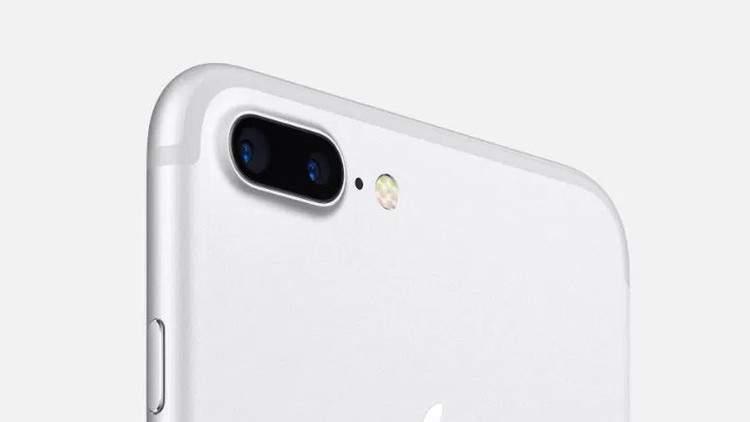 آيفون 7 بلون أبيض ثلجي