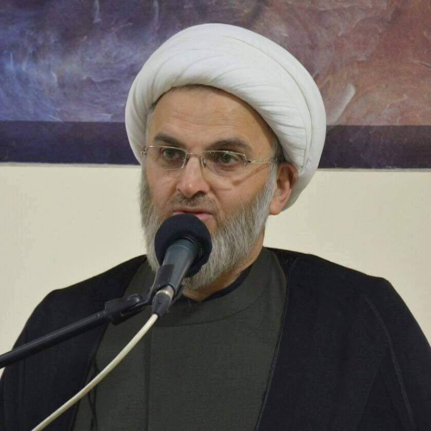 دعوة لحضور مجلس عزاء حسيني للقارئ الشيخ خير الدين شريف في بنت جبيل