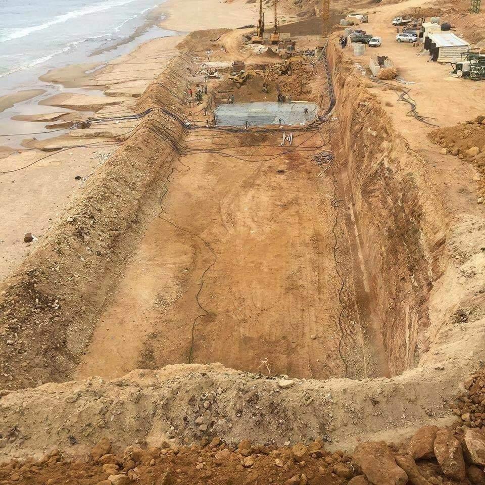 بالصورة/ ودعوا شاطئ الرملة البيضاء