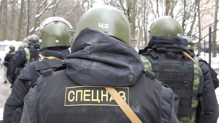 الأمن الروسي يعلن إحباطه عمليات إرهابية في مدينتي موسكو وسان بطرسبورغ