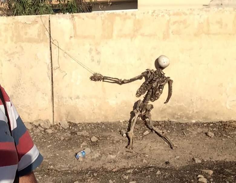 بالصورة / همجية داعش الارهابية.. من نيجيريا الى الموصل !