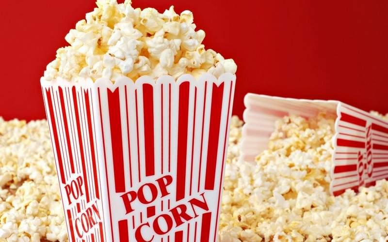 """pop corn"" يجلب السعادة!"