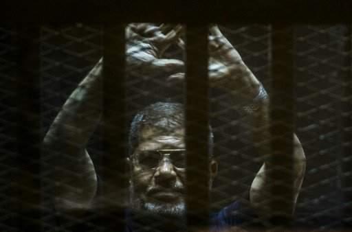 القضاء المصري يلغي حكما بالسجن مدى الحياة على مرسي