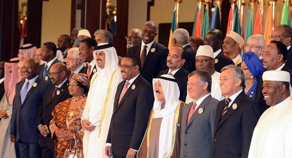 8 دول عربية تنسحب من القمة العربية الأفريقية