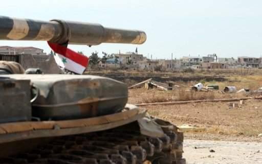 الجديد: غرفة العمليات المشتركة في حلب: الساعات والايام القادمة ستثبت ان الجيش السوري حامي الشعب والوطن من كل إرهاب