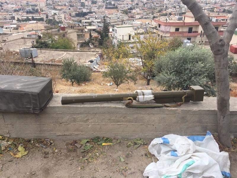 صاروخ «مجدل عنجر»: الإرهاب يحلّق في أجواء لبنان؟