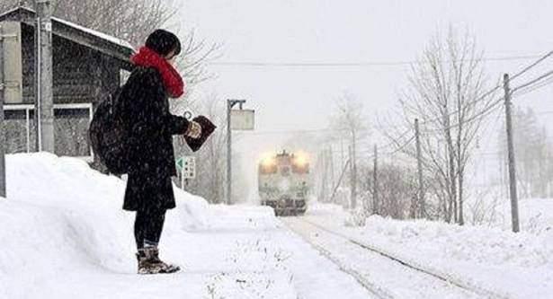 في اليابان.. محطة قطار من أجل طالبة واحدة
