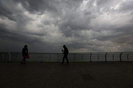 «العاصفة الإفتراضية» لا تمنع الطوفان! الأمطار أقلّ بسبع مرّات من المعدّل العام