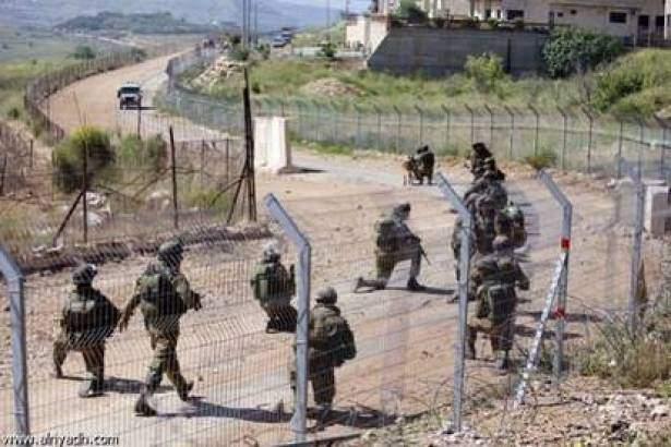 جيش العدو يرفع من درجة إستنفاره على الحدود مع لبنان !
