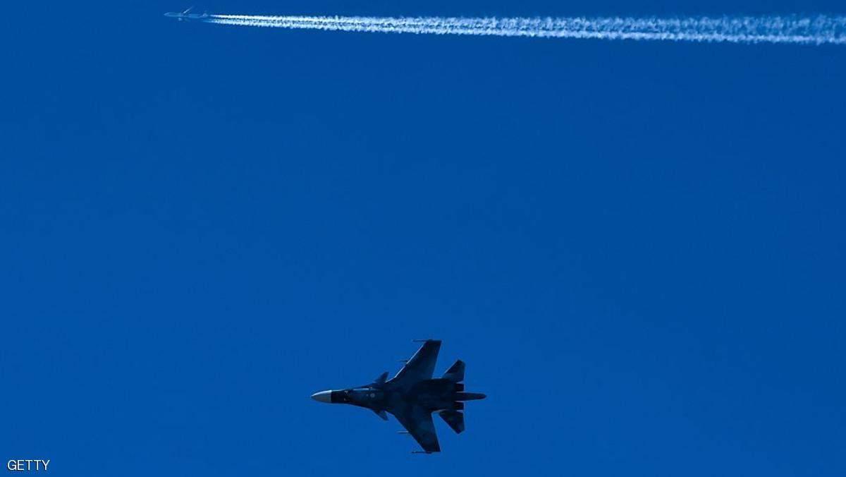 روسيا تعلن تحطم مقاتلة ونجاة قائدها أثناء هبوطها على حاملة طائرات في المتوسط