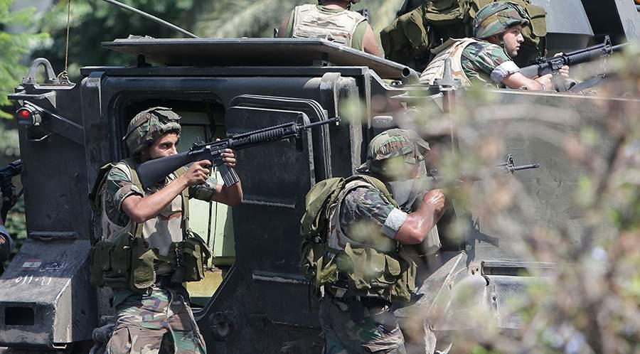 هكذا نفذت العملية الإرهابية على الجيش في بلدة بقاعصفرين في قضاء الضنّية