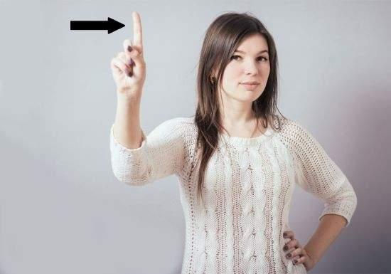 إضغط على إصبع السبابة لـ60 ثانية.. وهذا ما سيحدث!