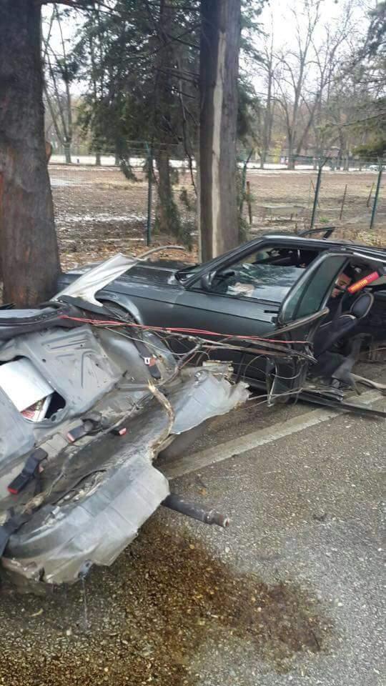 جريحان بحادث سير على طريق عام المصنع شتورا