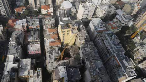 الإخلاء يهدد أحياء بيروت القديمة: التحوّل الجارف للمدينة