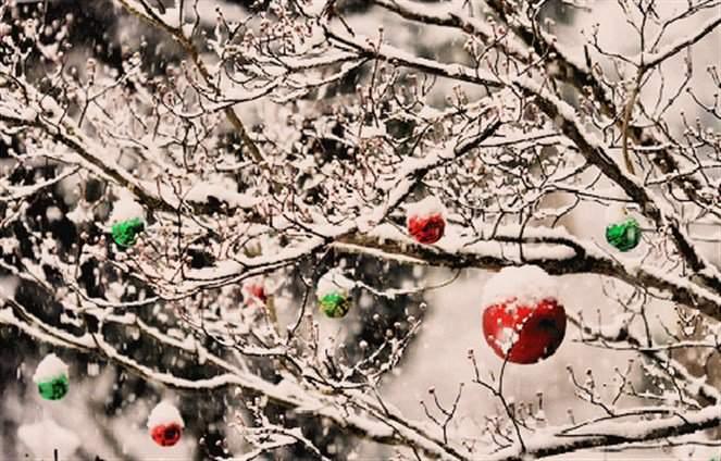 """العاصفة """"جيمي"""" تصل الاربعاء، وطقس الميلاد مثلج.."""