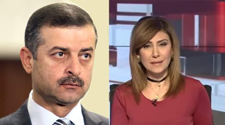 بالفيديو / ولعت بين سمر ابو خليل و النائب هاني قبيسي !