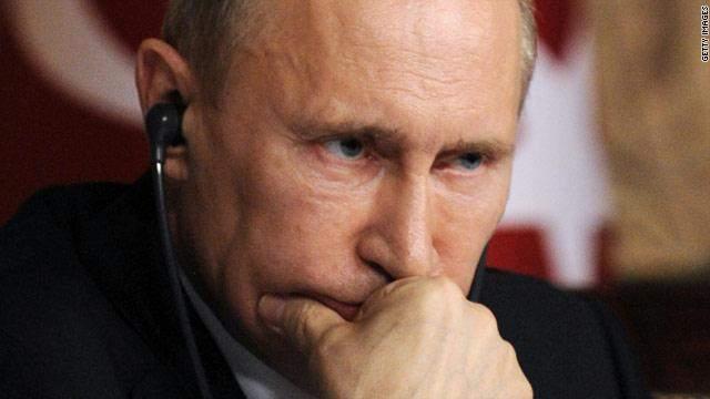 بوتين : الحرب على الإرهاب ستتصاعد بعد مقتل السفير الروسي في تركيا
