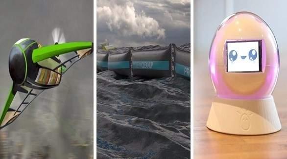 أبرز 5 ابتكارات أفادت العالم في 2016
