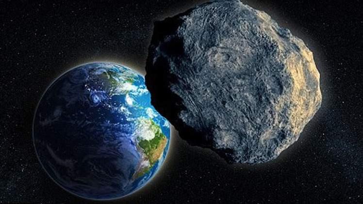 كويكب ضخم يهدد الارض.. و الوقت غير كافي للتصدي!