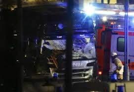 المشتبه في تورطه بحادث الدهس في برلين باكستاني الجنسية