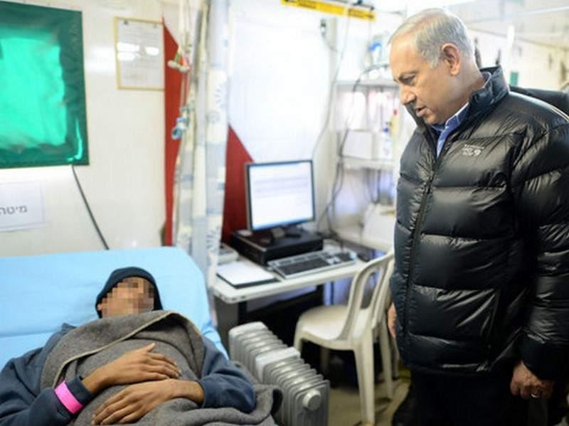 هل تعالج مستشفيات إسرائيلية جرحى حلب؟