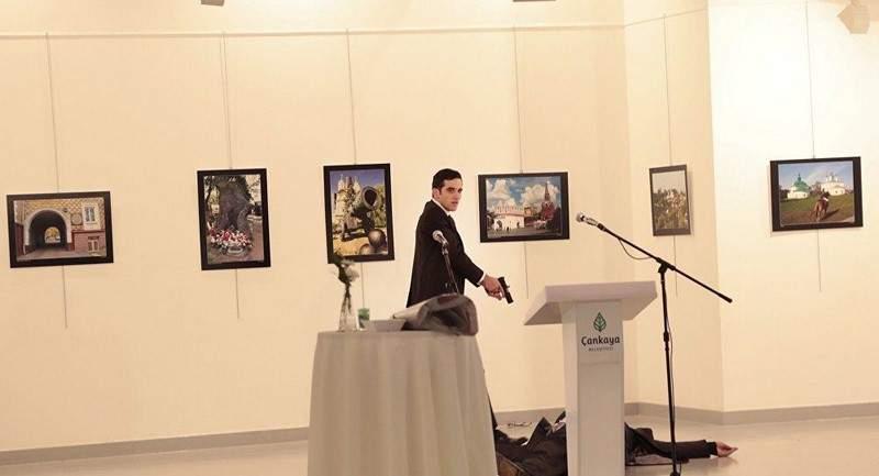 السلطات التركية تطلق سراح أسرة قاتل السفير الروسي