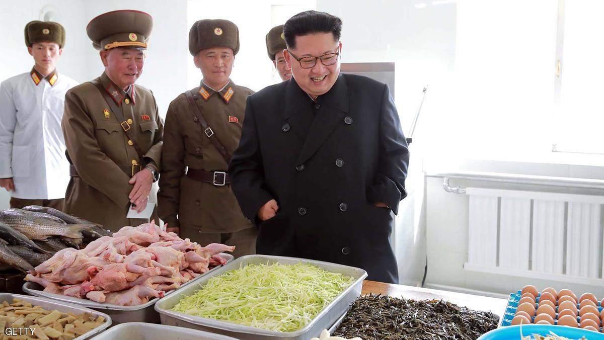 """""""هدية"""" زعيم كوريا الشمالية تصيب جنوده بالإسهال"""
